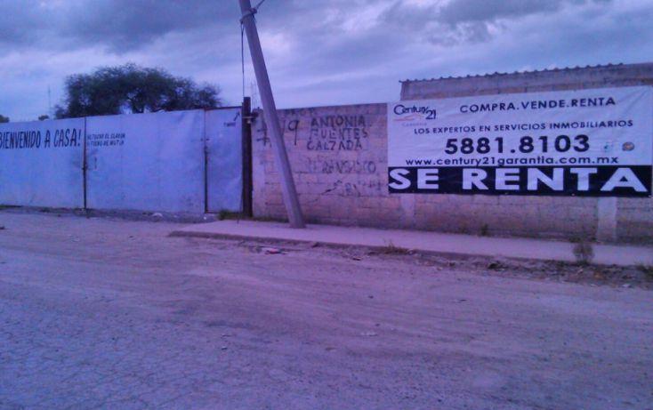 Foto de terreno habitacional en renta en francisco sánchez, corredor lecheríacuautitlán, tultitlán, estado de méxico, 1708900 no 01