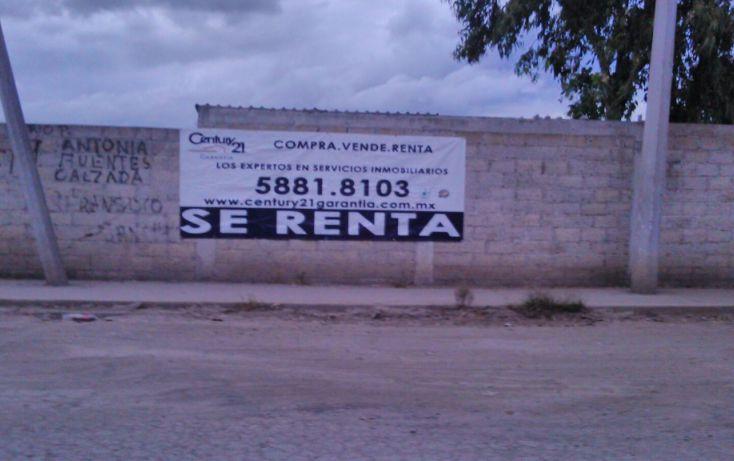 Foto de terreno habitacional en renta en francisco sánchez, corredor lecheríacuautitlán, tultitlán, estado de méxico, 1708900 no 02