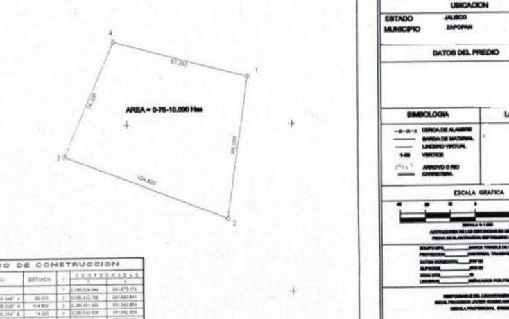 Foto de terreno habitacional en venta en, francisco sarabia, zapopan, jalisco, 1337271 no 01