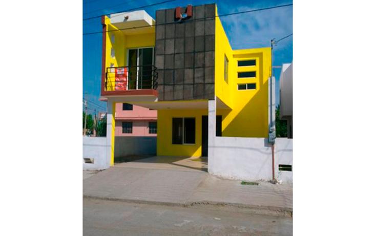 Foto de casa en venta en  , francisco villa, ciudad madero, tamaulipas, 1824120 No. 01