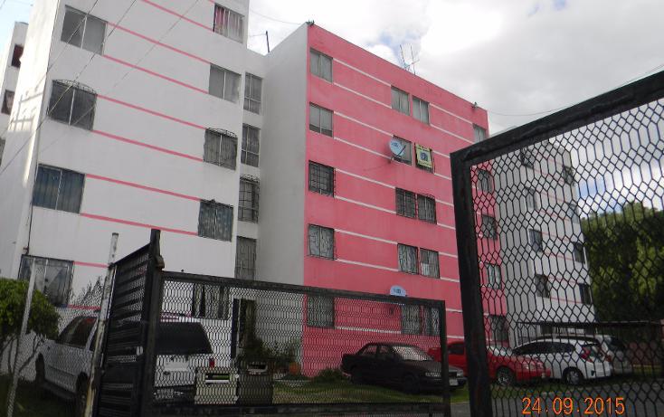 Foto de departamento en venta en  , francisco villa, ecatepec de morelos, méxico, 1625256 No. 01