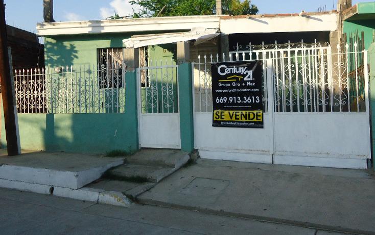 Foto de casa en venta en  , francisco villa, mazatlán, sinaloa, 1296921 No. 01