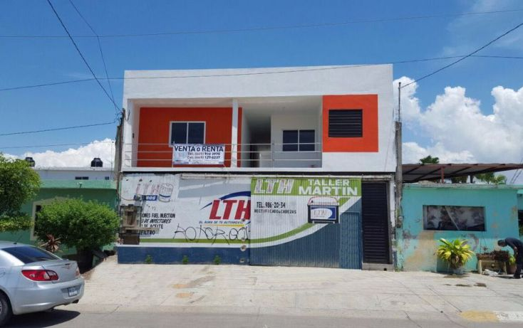 Foto de edificio en renta en, francisco villa, mazatlán, sinaloa, 943275 no 01