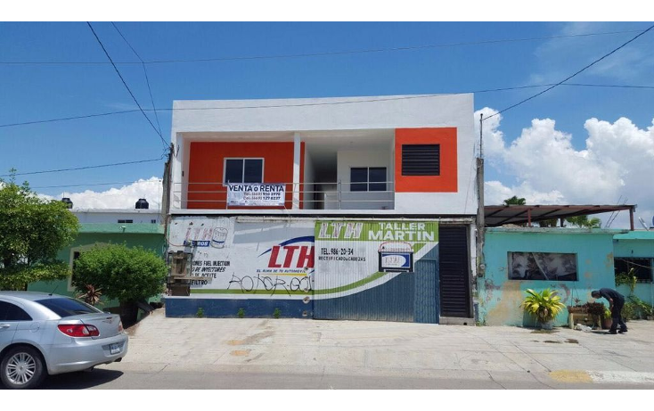 Foto de edificio en renta en  , francisco villa, mazatlán, sinaloa, 943275 No. 01