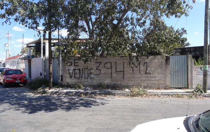 Foto de terreno habitacional en venta en  , francisco villa, mérida, yucatán, 1146195 No. 01