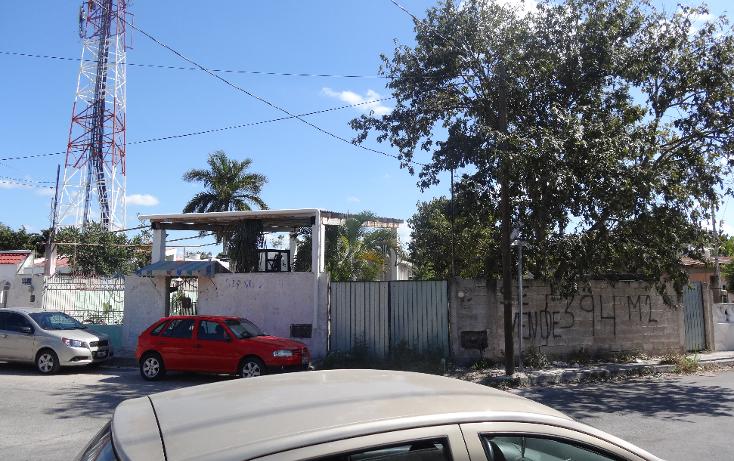 Foto de terreno habitacional en venta en  , francisco villa, mérida, yucatán, 1146195 No. 02