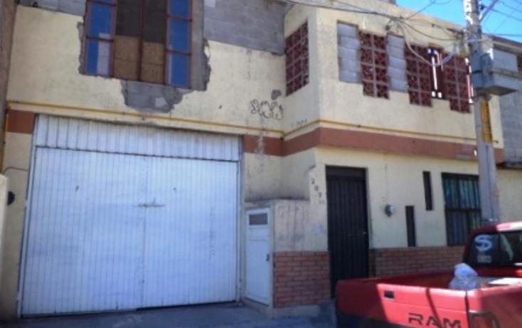 Foto de casa en venta en  , francisco villa poniente, torreón, coahuila de zaragoza, 517817 No. 01