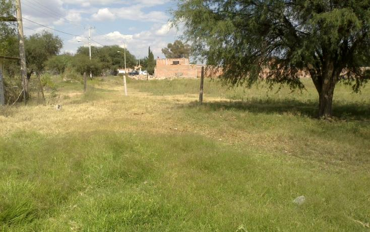 Foto de terreno habitacional en venta en francisco villa sn, san ignacio, aguascalientes, aguascalientes, 1713616 no 01