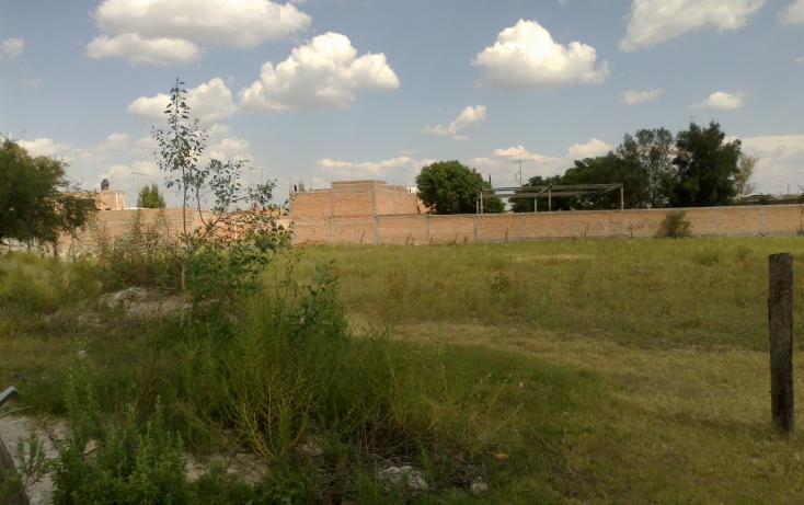 Foto de terreno habitacional en venta en francisco villa sn, san ignacio, aguascalientes, aguascalientes, 1713616 no 02