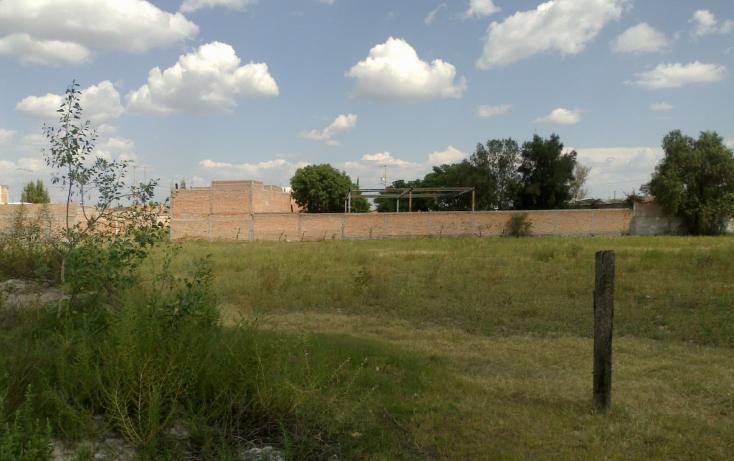 Foto de terreno habitacional en venta en francisco villa sn, san ignacio, aguascalientes, aguascalientes, 1713616 no 03