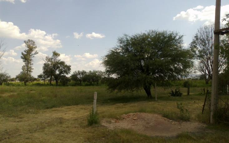 Foto de terreno habitacional en venta en francisco villa sn, san ignacio, aguascalientes, aguascalientes, 1713616 no 12