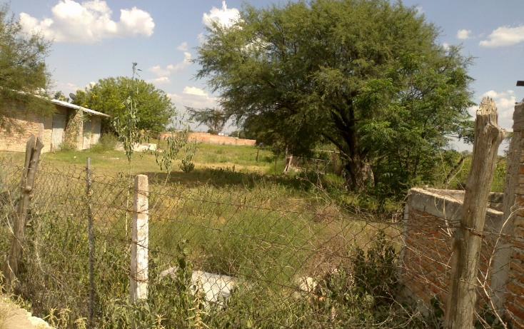 Foto de terreno habitacional en venta en francisco villa s/n , san ignacio, aguascalientes, aguascalientes, 1713616 No. 20