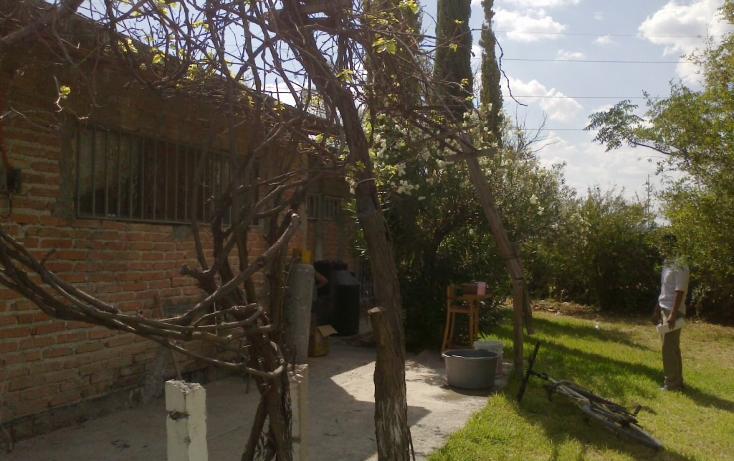 Foto de terreno habitacional en venta en francisco villa s/n , san ignacio, aguascalientes, aguascalientes, 1713616 No. 22