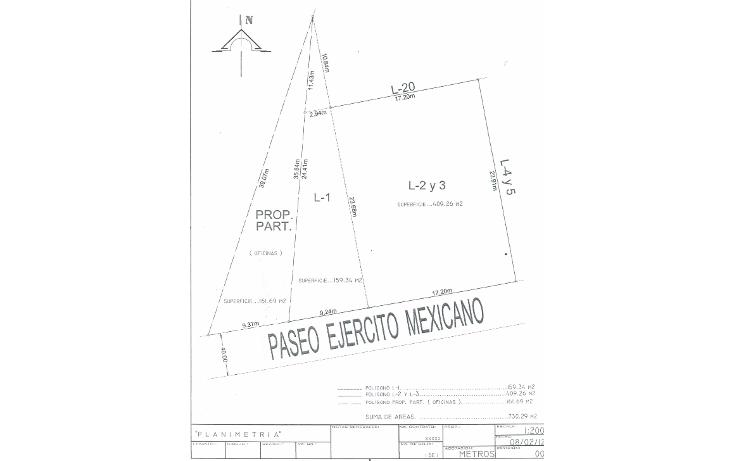 Foto de terreno comercial en renta en  , francisco villa, veracruz, veracruz de ignacio de la llave, 1548338 No. 02