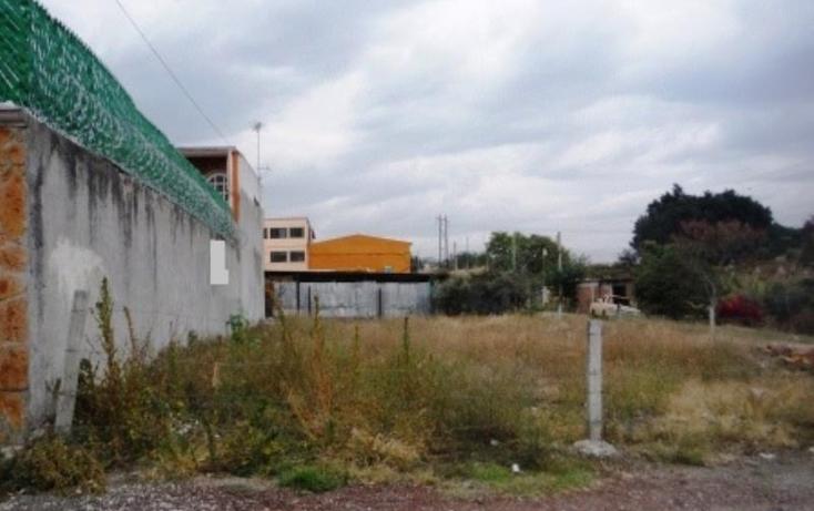 Foto de terreno habitacional en venta en  , francisco villa, yautepec, morelos, 1574434 No. 01