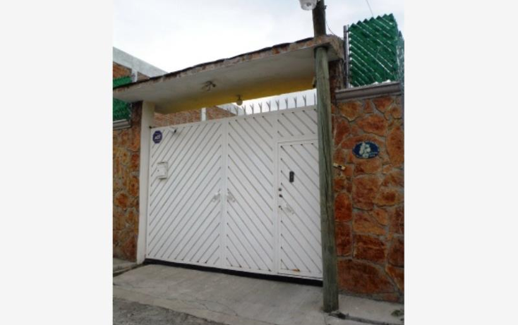 Foto de casa en venta en  , francisco villa, yautepec, morelos, 1598410 No. 01