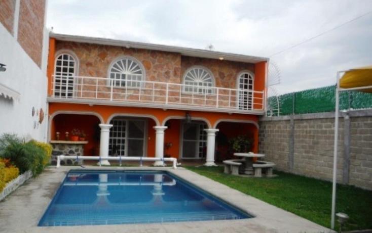 Foto de casa en venta en  , francisco villa, yautepec, morelos, 1598410 No. 02