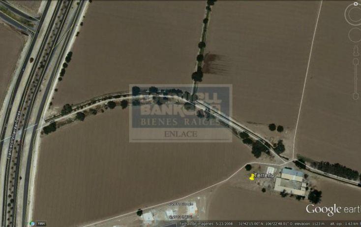Foto de terreno habitacional en venta en francisco villarreal, la sarzana, juárez, chihuahua, 257036 no 02