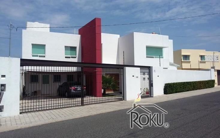 Foto de casa en venta en fray antonio de monroe e hijar 198, san francisco juriquilla, querétaro, querétaro, 2696910 No. 02