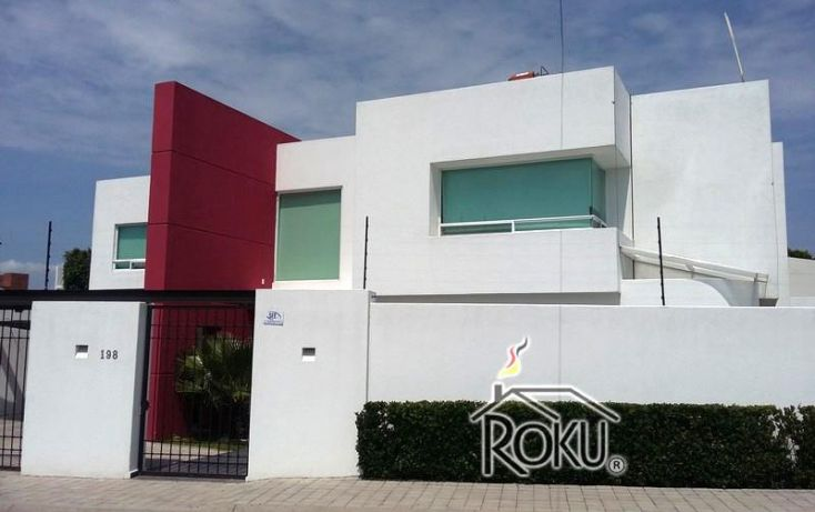 Foto de casa en venta en fray antonio de monroy e hijar 198, azteca, querétaro, querétaro, 1219225 no 01