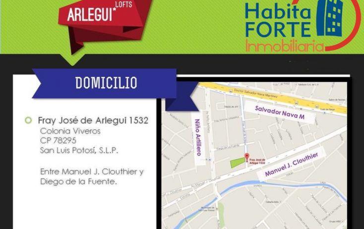 Foto de departamento en venta en fray jose de arlegui, viveros, san luis potosí, san luis potosí, 1006373 no 05