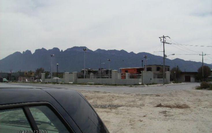Foto de terreno comercial en venta en fray juan 600, portal del fraile 1er sector, general escobedo, nuevo león, 1431403 no 02
