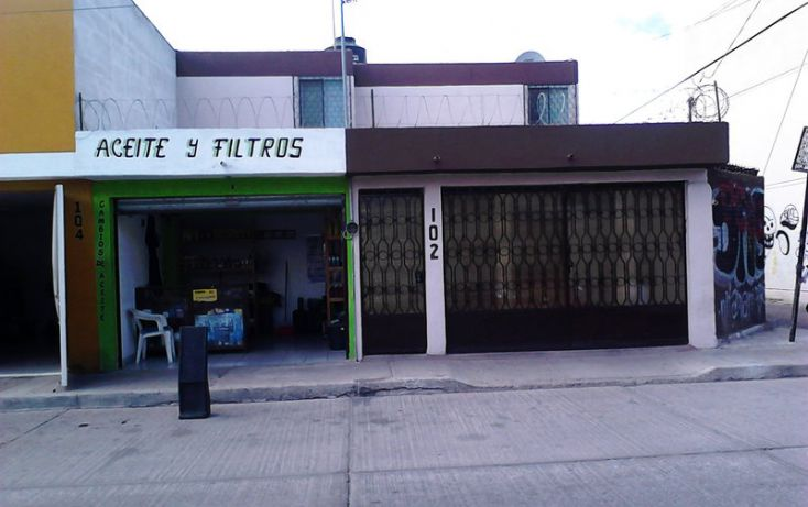 Foto de casa en venta en fray junipero serra, fovissste, san luis potosí, san luis potosí, 1008521 no 01