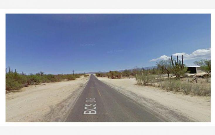 Foto de terreno comercial en venta en frente a carretera, los planes, la paz, baja california sur, 1588078 no 01