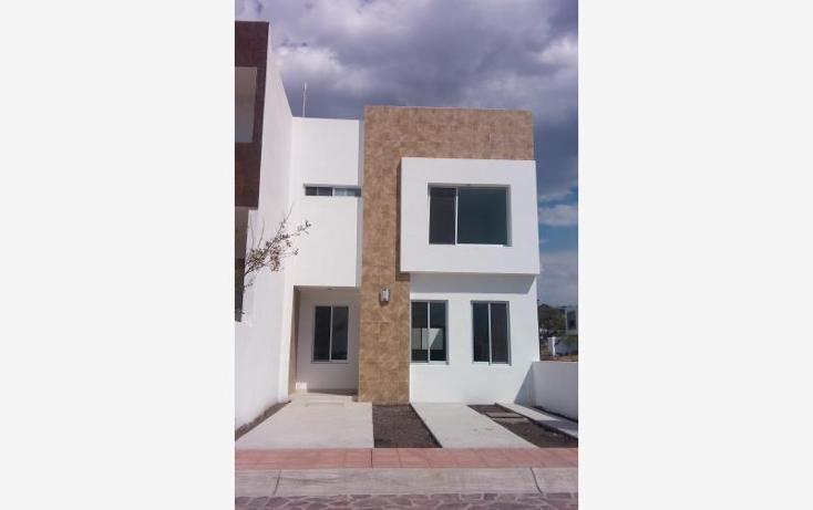 Foto de casa en venta en frente a hospital santiago de queretaro 32, los olvera, corregidora, quer?taro, 1578582 No. 01