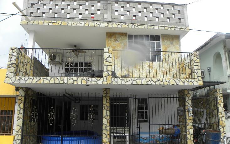 Foto de casa en venta en  , frente democrático, tampico, tamaulipas, 1120243 No. 01