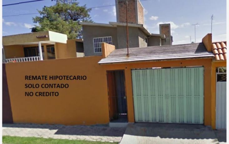 Foto de casa en venta en fresas, ojo de agua, tecámac, estado de méxico, 1455391 no 01