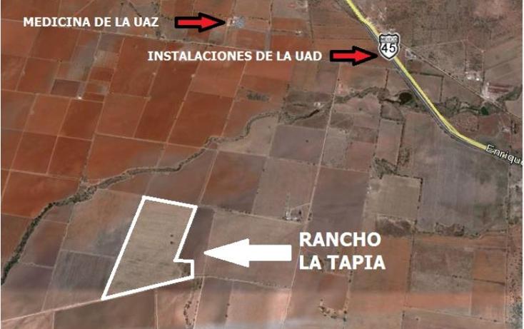 Foto de terreno comercial en venta en  , fresnillo centro, fresnillo, zacatecas, 1391137 No. 01