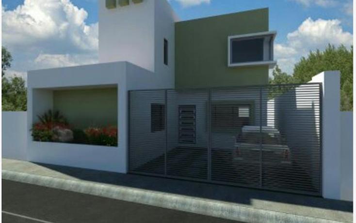 Foto de casa en venta en fresno 17, gabriel tepepa, cuautla, morelos, 498652 No. 01