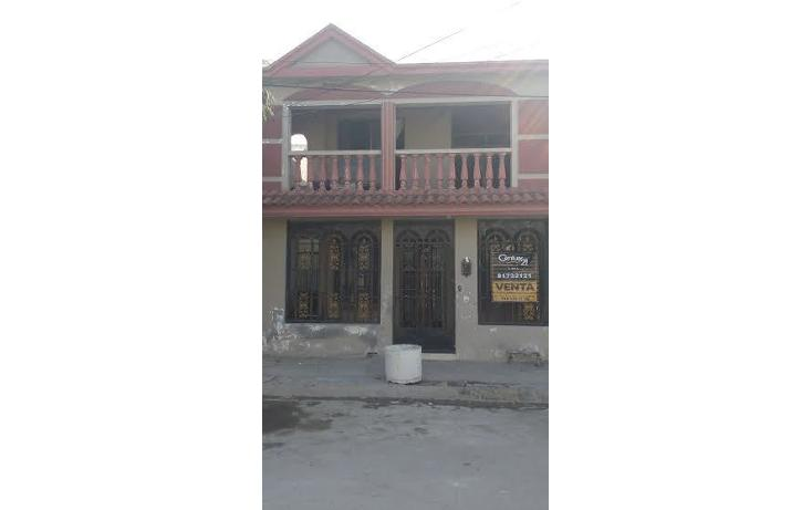 Foto de casa en venta en  , fresnos iv, apodaca, nuevo león, 1858082 No. 01