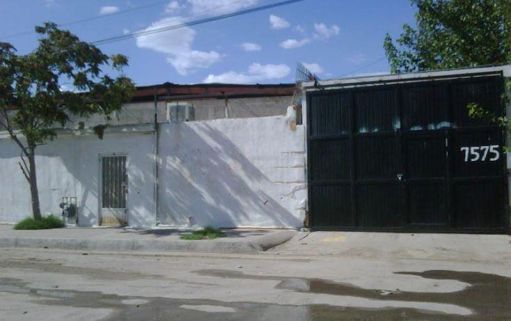 Foto de bodega en venta en frijol 7575, ampliación aeropuerto, juárez, chihuahua, 1222319 no 01