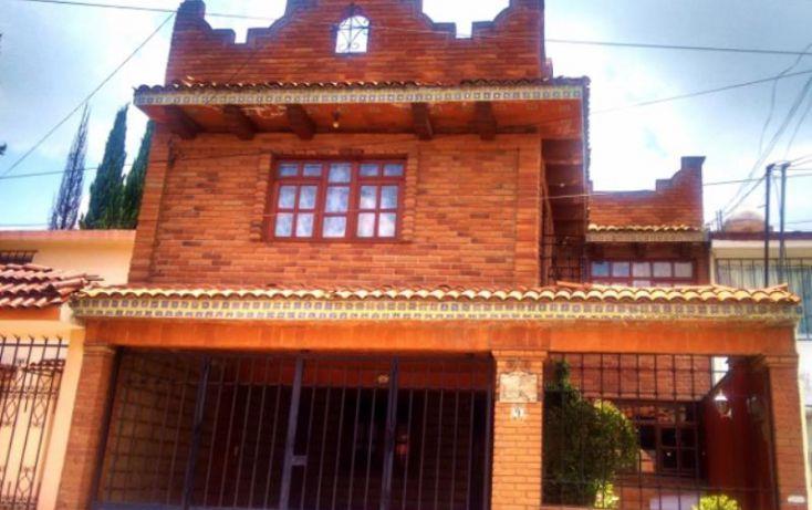 Foto de casa en venta en frijol 9, miguel hidalgo corralitos, toluca, estado de méxico, 1062339 no 01