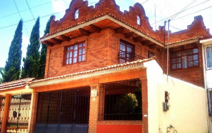 Foto de casa en venta en frijol 9, miguel hidalgo corralitos, toluca, estado de méxico, 1062339 no 02
