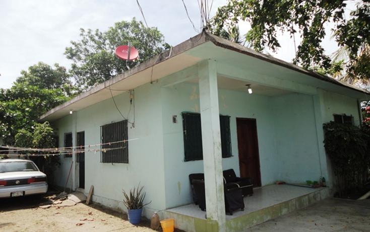 Foto de casa en venta en  , frutos de la revoluci?n, coatzacoalcos, veracruz de ignacio de la llave, 1130809 No. 01