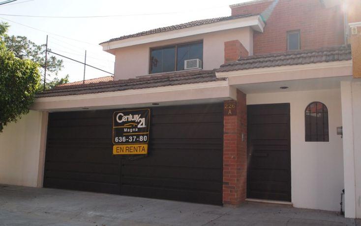 Casa en jardines del moral en renta id 1497801 for Casas en renta leon gto
