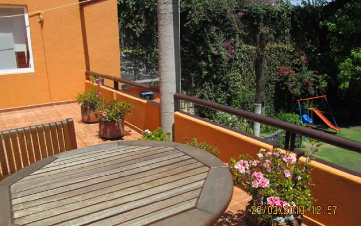 Foto de casa en venta en fuego, jardines del pedregal, álvaro obregón, df, 281476 no 02
