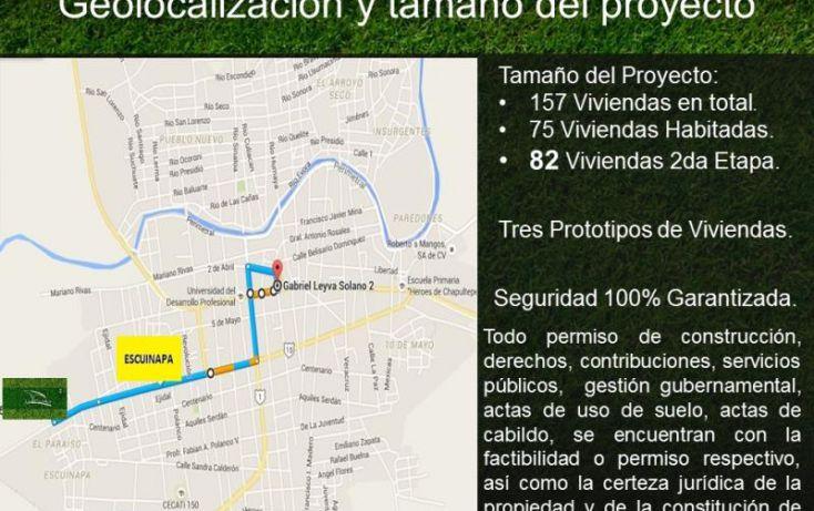 Foto de casa en venta en fuente de cibeles 1, antonio toledo corro, escuinapa, sinaloa, 1104825 no 03