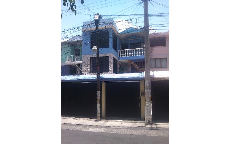 Foto de casa en venta en  , fuentes de aragón, ecatepec de morelos, méxico, 1276323 No. 01