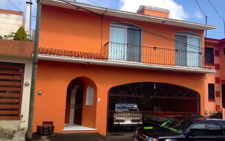 Foto de casa en renta en  , fuentes de las ?nimas, xalapa, veracruz de ignacio de la llave, 1518513 No. 01