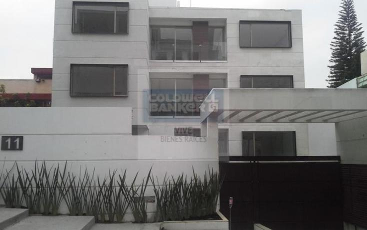 Foto de departamento en renta en  , lomas de tecamachalco, naucalpan de juárez, méxico, 1608908 No. 01