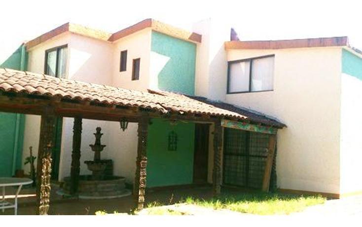 Foto de casa en venta en  , fuentes de morelia, morelia, michoacán de ocampo, 1706250 No. 02