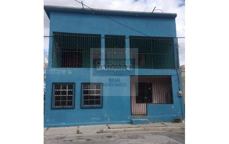 Foto de casa en venta en  , ciudad industrial, matamoros, tamaulipas, 1653529 No. 01