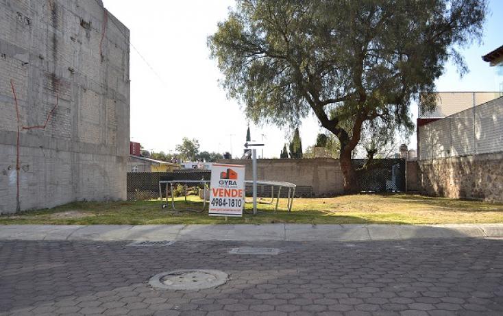Foto de terreno habitacional en venta en, fuentes de tepepan, tlalpan, df, 886075 no 01