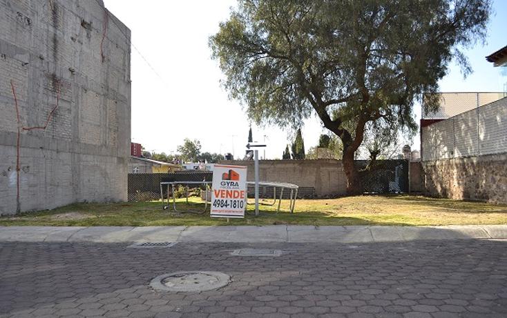 Foto de terreno habitacional en venta en  , fuentes de tepepan, tlalpan, distrito federal, 1198109 No. 01