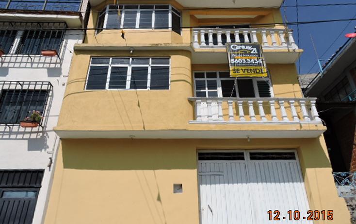 Foto de casa en venta en  , fuentes de tepepan, tlalpan, distrito federal, 1405999 No. 01