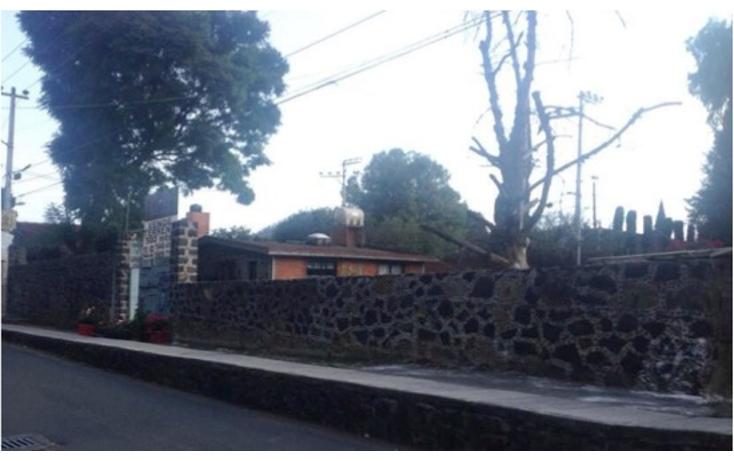 Foto de terreno habitacional en venta en  , fuentes de tepepan, tlalpan, distrito federal, 1666576 No. 01